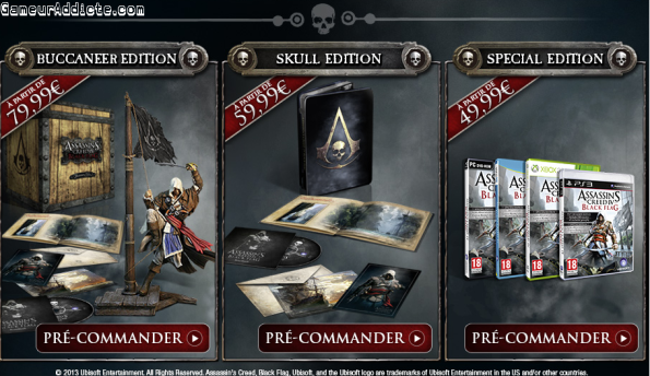 collector assassin's creed 4