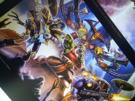 Artbook tout l'art de Blizzard (11)