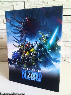 Artbook tout l'art de Blizzard (13)