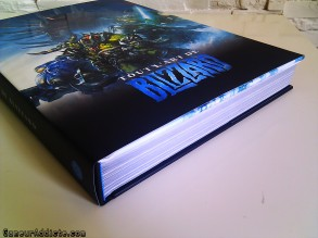 Artbook tout l'art de Blizzard (14)