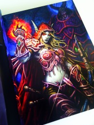 Artbook tout l'art de Blizzard (16)