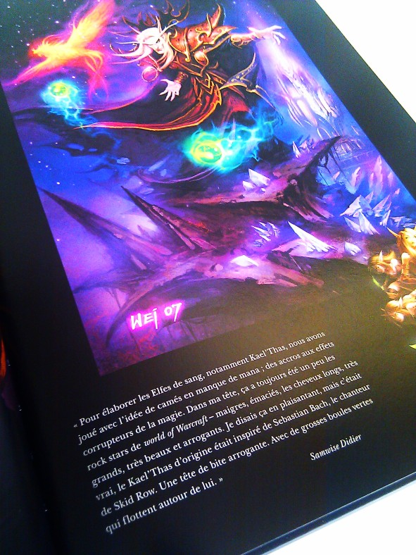 Artbook tout l'art de Blizzard (18)