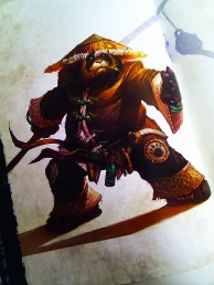 Artbook tout l'art de Blizzard (4)