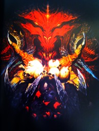 Artbook tout l'art de Blizzard (5)