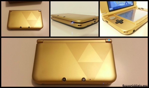 Nintendo 3DS XL The Legend of Zelda  A Link Between Worlds – édition limitée (2)