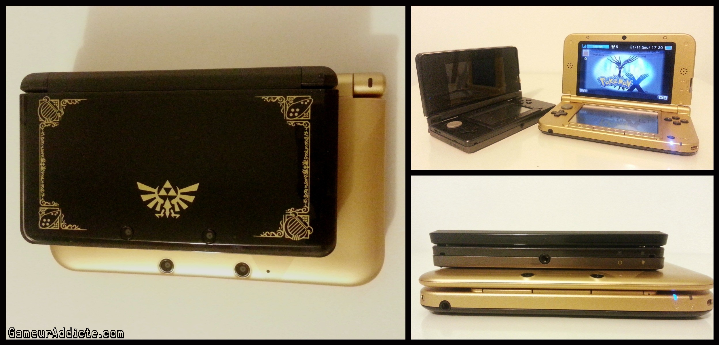 D ballage nintendo 3ds xl the legend of zelda a link for Housse nintendo 3ds xl