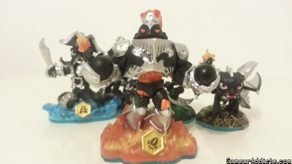 Skylanders swap force dark edition  (2)