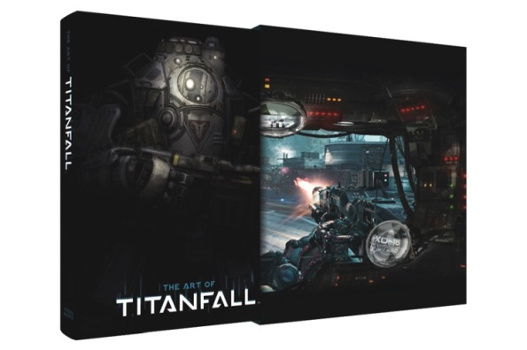 artbook-the-art-of-titanfall-édition-limitée
