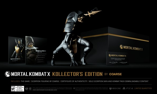 mortalkombatxkollectorseditionbycoarse